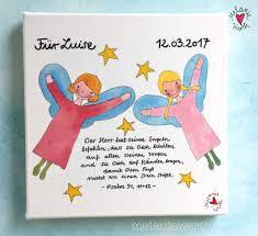 Leinwand Melaniewerthde Malerei Für Kleine