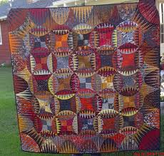 Indian Orange Peel - always love this Karen K. Stone pattern ... & Indian Orange Peel - always love this Karen K. Stone pattern Adamdwight.com