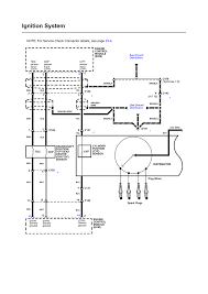 repair guides wiring diagrams wiring diagrams 2 of 136 ignition system electrical schematic 2001