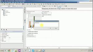 Cognos Line Chart Ibm Cognos 10 Report Studio Chart With 2 Measures