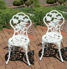 vintage garden chairs french style