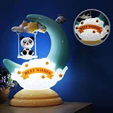 Buy Davric Cartoon Moon Decoration <b>Modeling</b> Lovely <b>Children</b> ...