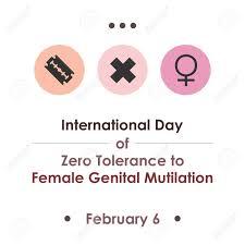 Image result for International Day of Zero Tolerance to Female Genital Mutilation