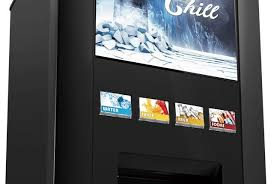 Chill Vending Machine Interesting Hisense's Chill Is Your Own Personal Drink Vending Machine Tech Guide