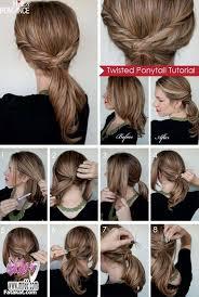 تسريحات شعر تسريحات شعر بسيطه وسهله Hairstyles