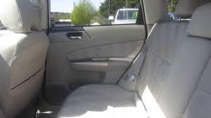 2010 subaru forester interior. Delighful Subaru 2010 Subaru Forester White  STOCK 13965A Interior Throughout Forester O