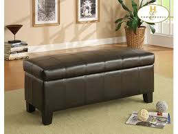 storage bench for living room: homelegance lift top storage bench pu