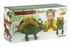 Image result for UT Brands taco dinosaur