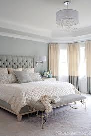 101 Headboard Ideas That Will Rock Your Bedroom & ... tufted headboard in a warm color View in gallery ... Adamdwight.com