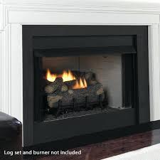 monessen chesapeake ventless gas fireplace logs universal firebox indoor fireplaces parts