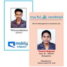 India Technologies 4382885791 Impressions Pvc Identity Bengaluru Cards Cards Photo Id
