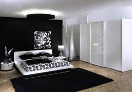 black painted furniture ideas. Bedroom:Alluring With Color Black White Bedroom Luxury Design Painted Furniture Ideas