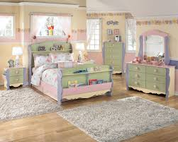 Doll House 4Pc Kids Bedroom Set w/Twin Bed | The Classy Home