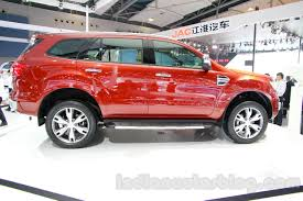 ford new car release 201415 cars coming to India from LA GZ Auto Shows