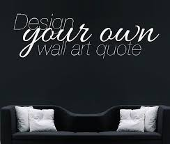 wall sticker personalised