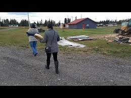 Saik'uz First Nation - A song with the drum to say farewell to the old  dance hall in Saik'uz | Facebook
