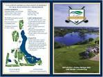Scorecard | The Links at Crystal Lake