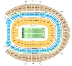 heinz field seating chart seing with seat numbers design template