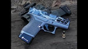 custom glock 43 5b gunworx frame