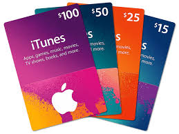 a us itunes gift card email delivery