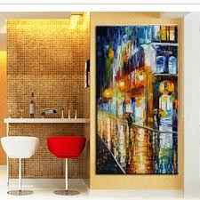 Living Room Canvas Paintings Abstract Paintings Landscape Iarts Professional Wall Art