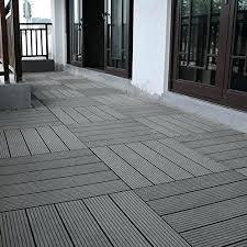 abba patio outdoor four slat wood plastic interlocking decking outdoor interlocking tiles interlocking outdoor tiles
