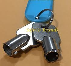 Vending Machine Lock Replacement Unique Replacement Tubular Barrel Keys For Vending Machines Cam Locks