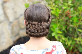 Lace Hair Style how to create a lacerolled updo cute girls hairstyles 7479 by wearticles.com