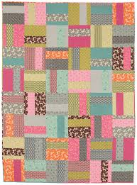 This 1, 2, 3! quilt by Amy Ellis is totally weekend-worthy: simply ... & Ultra easy blocks: by Amy Ellis, from the book Easy Weekend Quilts. Adamdwight.com
