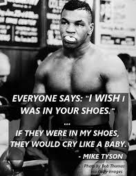 Mma Quotes Gorgeous The 48 Best Mike Tyson Quotes MMA Gear Hub Misc Pinterest