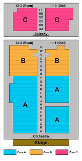 Orpheum Sf Seating Chart Orpheum Theatre Seating Chart Theatre In New York