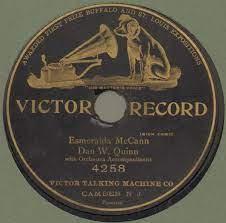 Dan W. Quinn – Esmeralda McCann (Shellac) - Discogs