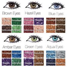 the best pigments to pliment your eye color with names younique eyeshadow makeup