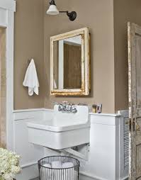bathroom utility sink. Country Living Bathroom With Utility Sink Katy Elliott