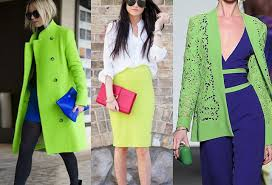 what colors go with Lime Green