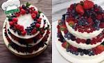 Как украсить торт в домашних условиях для любимого