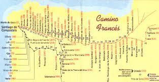 camino frances map google search espana galicia pinterest Camino De Santiago Map camino frances map google search camino de santiago mapa