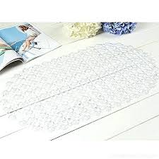 bath mat with suction cups bath mat bathroom mat translucent with suction cup non slip mat bath mat with suction cups