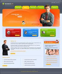 Free Business Website Templates Impressive Business Website Templates Free Gallery Business Cards Ideas