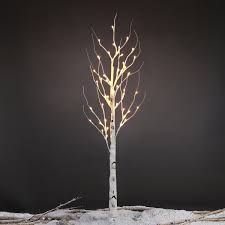 Easy Christmas Craft DIY Frosted Trees  The Wood Grain CottageTwig Tree Christmas