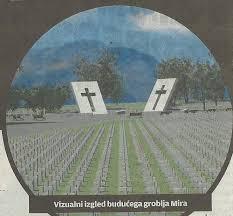 Slikovni rezultat za bile groblje mira