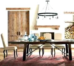 pottery barn dining tables scroll to previous item pottery barn pottery barn dining room tables for barn style furniture barn style dining table