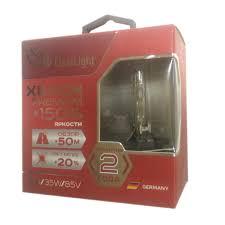 Автомобильная лампа <b>Clearlight Xenon</b> Premium+150% <b>D1S</b> - <b>2шт</b>