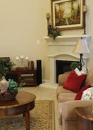Living Room Staging Real Estate Staging