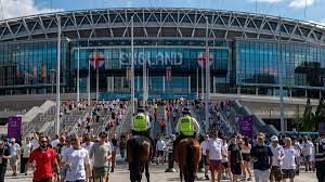 Euro 20202 - Wembley Stadium to welcome more than 60,000 fans for the  semi-finals and final, in July - Eurosport