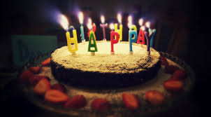 Happy Birthday Cake With Candles Images Special Candles For