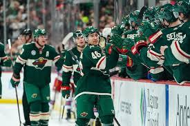 Projecting The Minnesota Wild Lines Last Word On Hockey