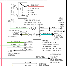 diy fuel pump or fuel gauge trouble shooting (no dial up friendly Dodge Dakota Wiring Diagrams name dakota93_94_fuel system diagram png views 1708 size 62 7 kb dodge dakota wiring diagram 2006