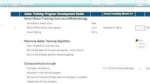 Sales Training Template How To Prepare A Basic Training Module Sales Template Format Ppt