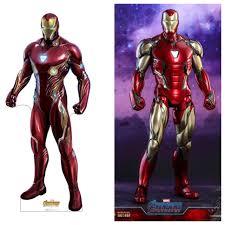Iron man, thanos infinity gauntlet led light gloves marvel avengers infinity war. Infinity War Armor Or Endgame Armor Marvelstudios